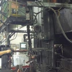 Furnace Unload Manipulator with approximately 1 million cycles.